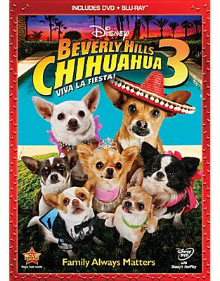 BEVERLY HILLS CHIHUAHUA 3 BY LOPEZ,GEORGE (DVD)